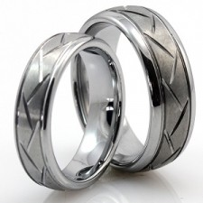 SilverDiamond Tungsten  6mm  Nv52set