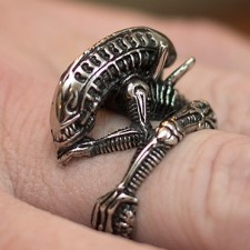 Alien Ring nva489 Special Project