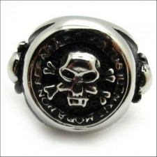 Hell OX Skulls Skull demon Ring nva499