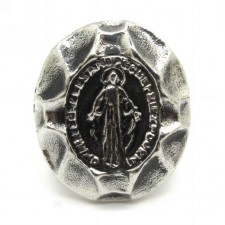 Jesus Cross Ring nva530